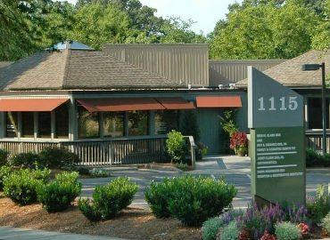 Greensboro Dentist Office Exterior Photo