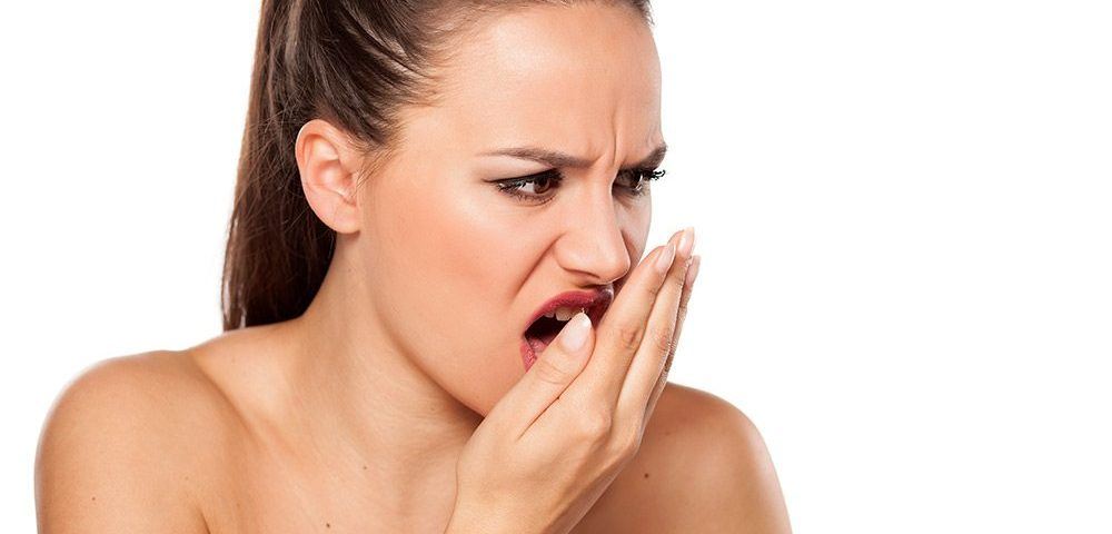 bad breath and halitosis