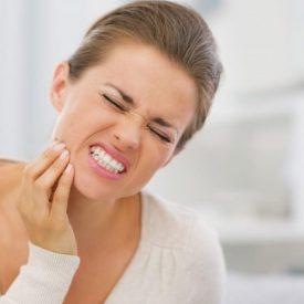 Sensitive Teeth in pain