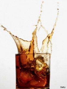 Dark Drinks Can Cause Teeth Stains