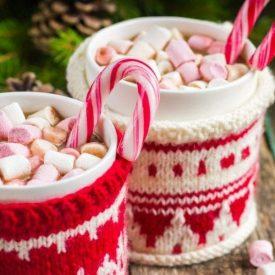 Sugar substitutes hot chocolate