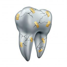 broken tooth graphic