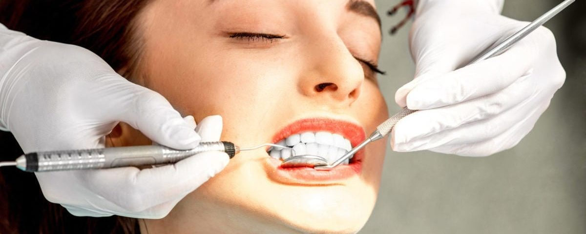 teeth cleaning professionals